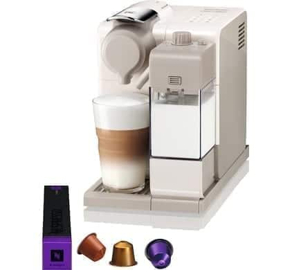 De'Longhi Nespresso Lattissima Touch EN560.B zilver