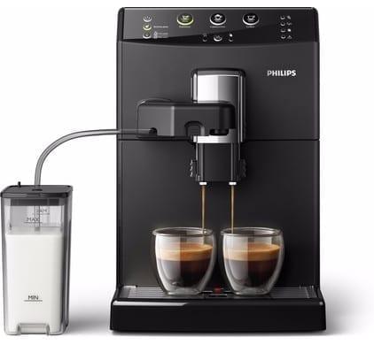Philips 3000 HD8829:01 2 espresso's tegelijk