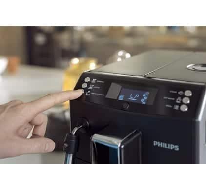 Philips 3100 EP3510:00 bediening